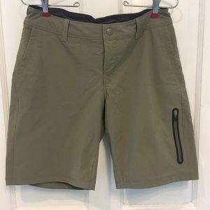 REI ripstop hiking shorts